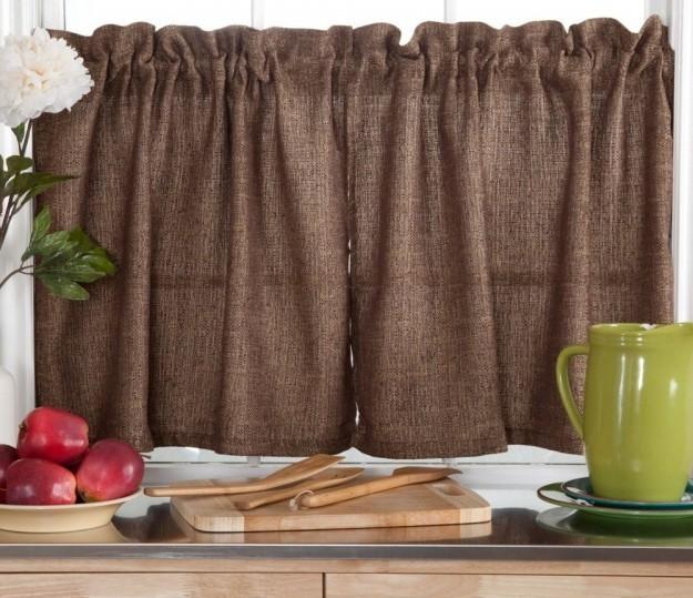 Le migliori tende da cucina del 2015 bolle di natura - Tende per cucina foto ...